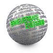 Erneuerbare Energien - Kugel