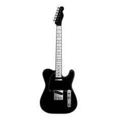 black country rock guitar