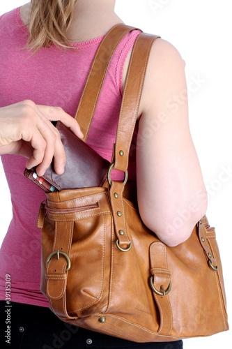 Diebstahl Geldboerse aus Handtasche