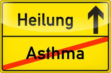 Asthma & Heilung