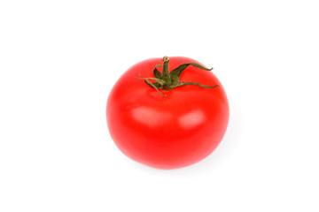 Red Tomato (with outline path)