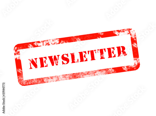 Newsletter Stempel