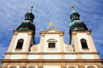 Vienna, Austria - Jesuit Church