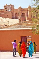 Amber Fort, Jaipur - India