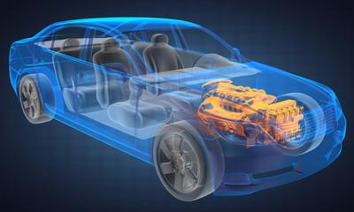 transparent car concept