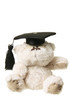 Soft Toy Graduation Bear