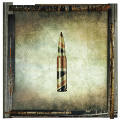 british bullet artwork