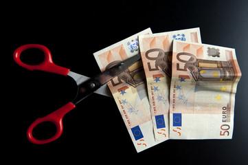 TAGLI forbice taglia 50 euro