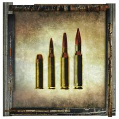 bullet print