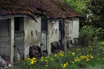 petite ferme des Ardennes françaises