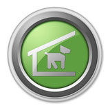 Green 3D Style Button