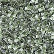 Giant money background flying 100 euro notes