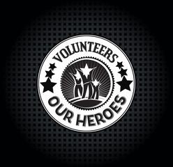 Volunteers - Our Heroes