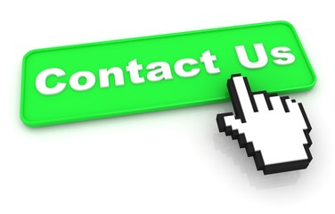 Contact Us Button with Mouse Cursor