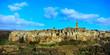 Tuscan medieval village: Pitigliano