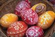 pisanki na Wielkanoc