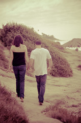 beach couple 3