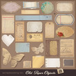 Digital Scrapbooking Kit: Aged...