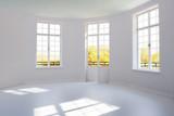 Fototapety Salon in Weiß