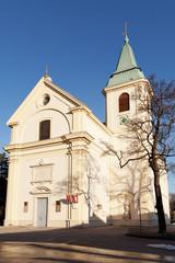 St. Josefskirche am Kahlenberg, Wien