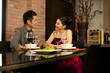 Asian Couple Lifestyle