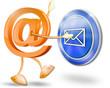 E-Mail absenden