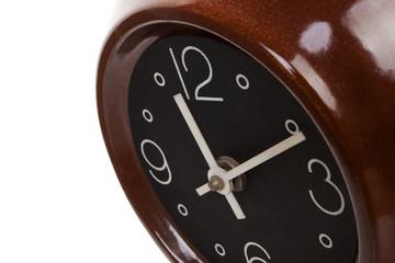 Retro clock from the sixties.
