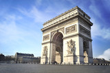 Fototapeta triumf - paris - Pomnik Zabytkowy