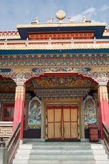 Bhairab temple,Durbar Square, Kathmandu, Nepal