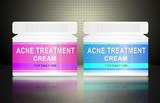 Acne cream. poster