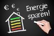 Energie sparen - Energieeffizienz