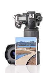 Photography with Digital SLR Camera and Lens