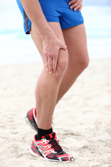 Knee pain - runner injury
