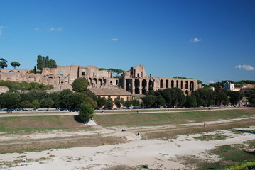 Domus Severiana, Circo Massimo, Roma