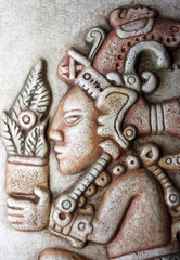 Jum Kaash replica is a Maya god of life and  plenty