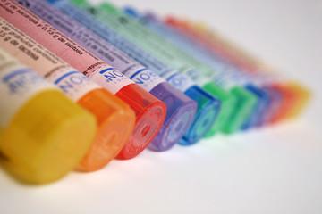 tubos homeopatia