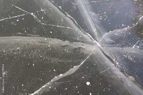 Pęknięty lód © studioJowita