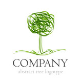 Fototapety Logo abstract tree # Vector