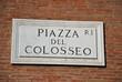 Puazza del Colosseo, Roma