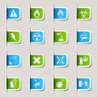 Label - Warning icons