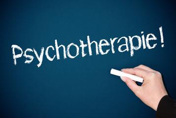 Psychotherapie !