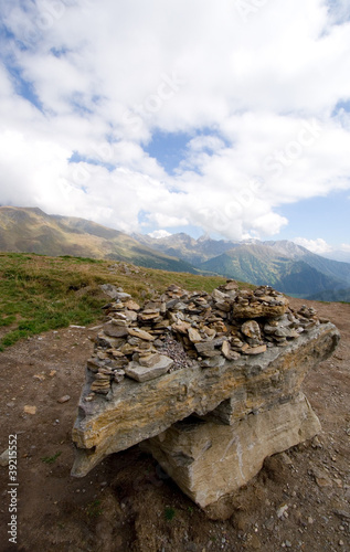 Timmelsjoch - Ötztaler Alpen - Österreich