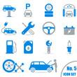 Auto - Icon Set