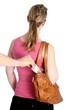 Taschendiebstahl Geld aus Handtasche