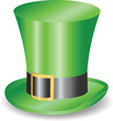 Irish hat  vector illustration