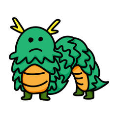 Dragon Mascot 04