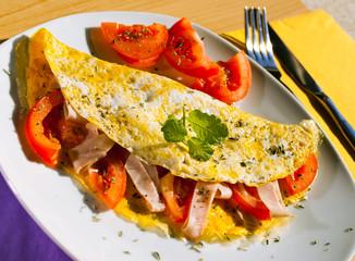 BIO Omelette