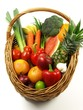 Vegetables and fruits in agriculture