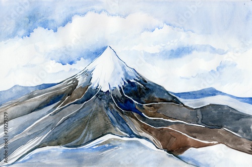 mountain (series C)