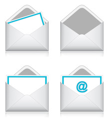 Set e-mail icon